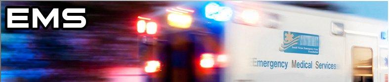 Medical response vehicle lights